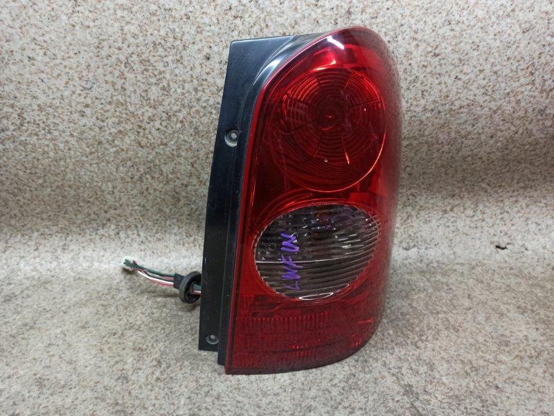 Стоп-сигнал Mazda Mpv LWFW AJ-DE 2003 задний правый