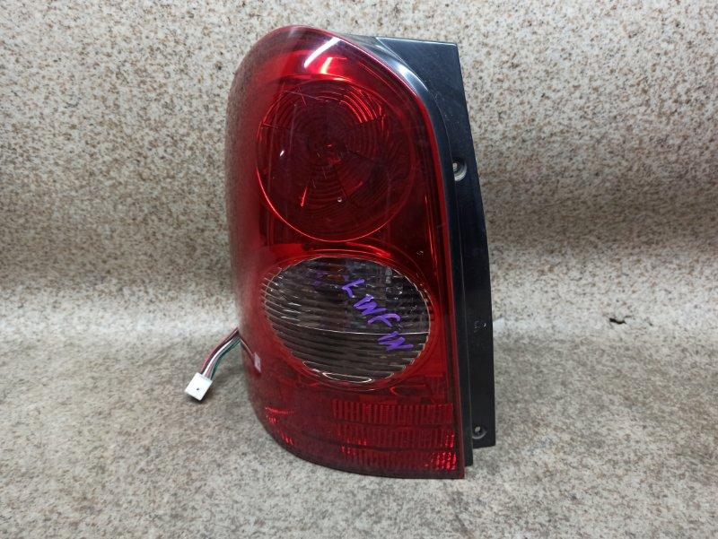 Стоп-сигнал Mazda Mpv LWFW AJ-DE 2003 задний левый