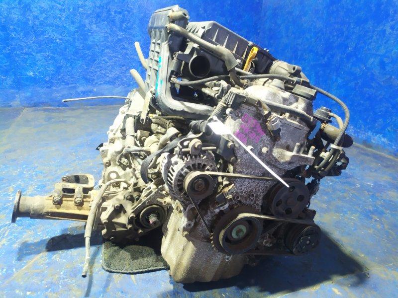 Двигатель Suzuki Palette MK21S K6A-T
