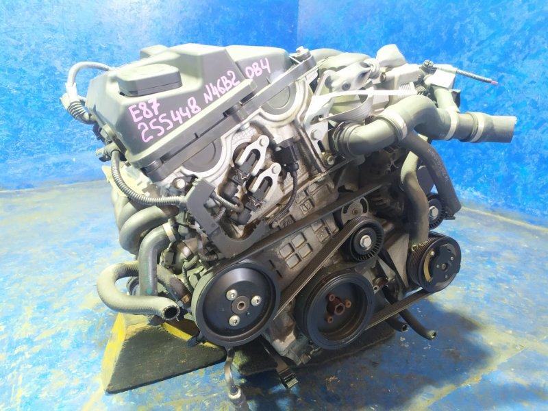 Двигатель Bmw 1-Series E87 N46B20B4 2005