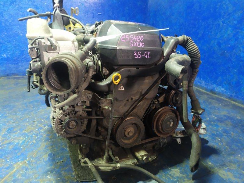 Двигатель Toyota Altezza SXE10 3S-GE 2001