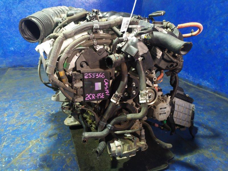 Двигатель Lexus Gs450H GWS191 2GR-FSE 2007