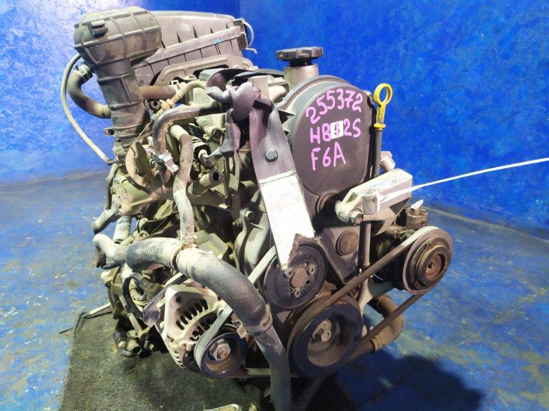 Двигатель Mazda Carol HB12S F6A 1999