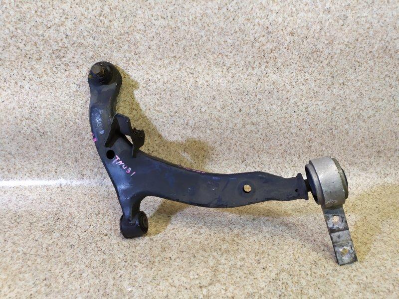 Рычаг Nissan Presage U31 передний правый