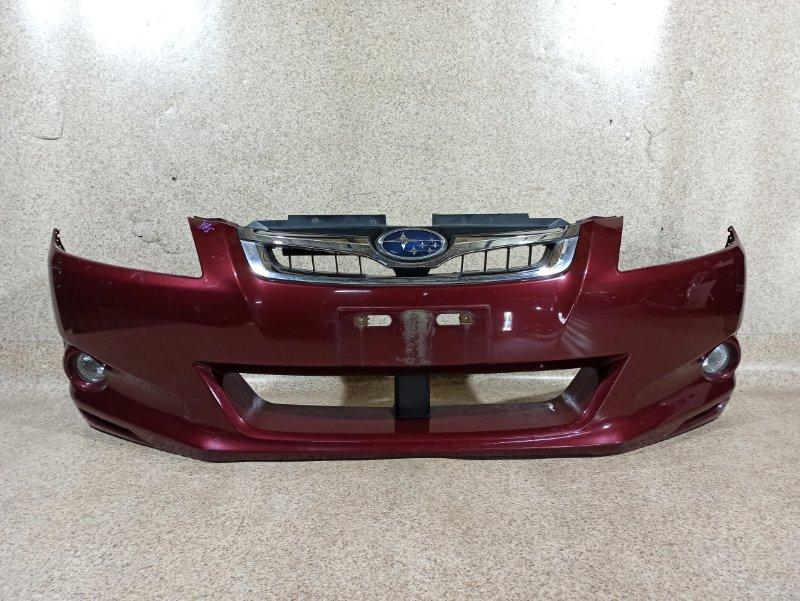 Бампер Subaru Exiga YA5 передний