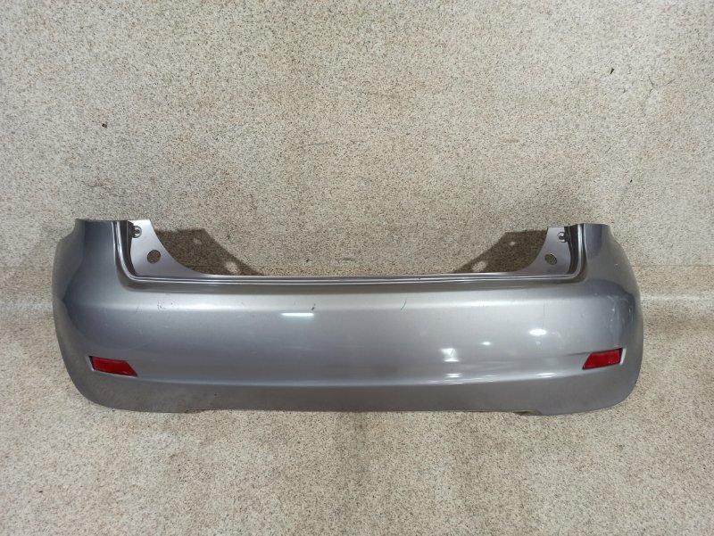 Бампер Nissan Note E11 задний