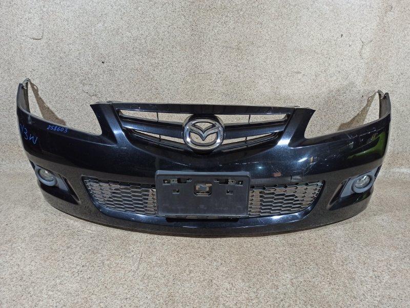 Бампер Mazda Atenza GY3W L3-VE передний