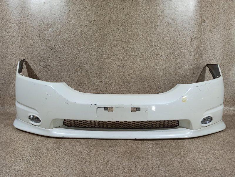 Бампер Honda Odyssey RB1 передний