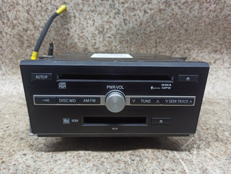 Магнитофон Toyota Mark X GRX120 4GR-FSE 2008
