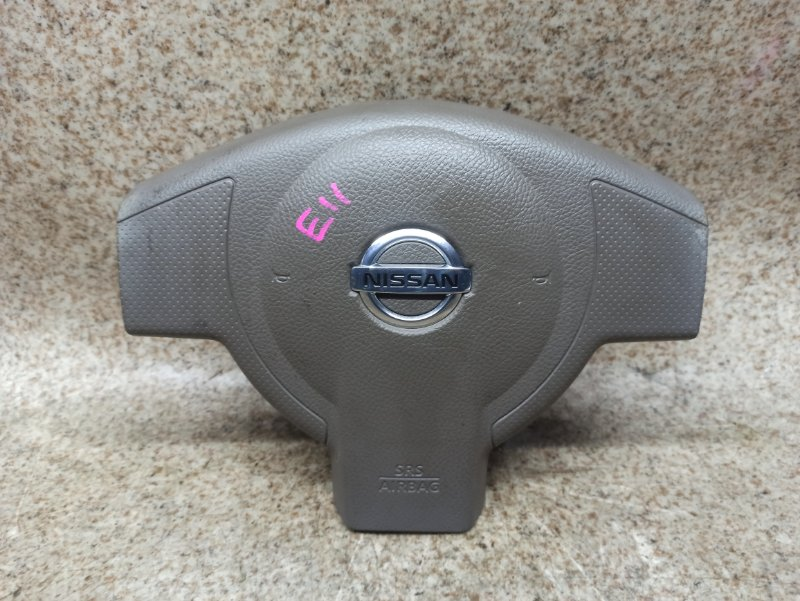Airbag водителя Nissan Note E11
