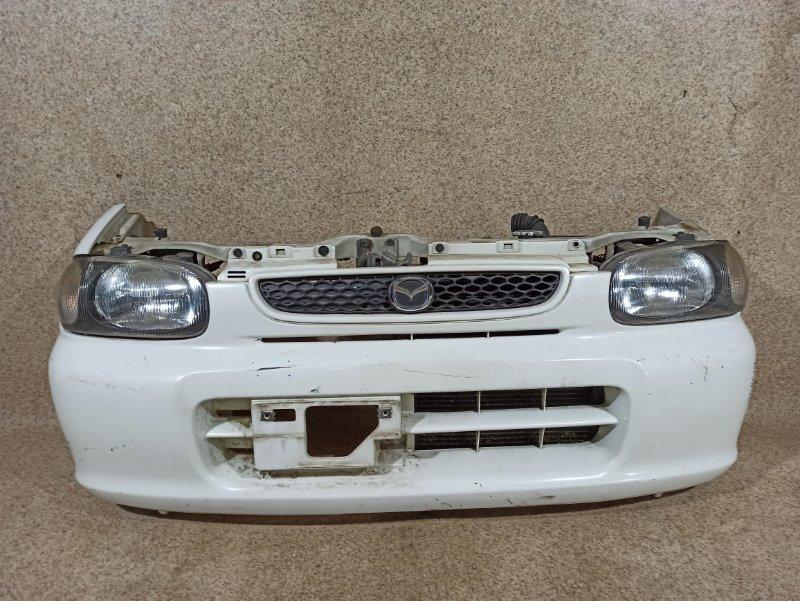 Nose cut Mazda Carol HB12S F6A 1999