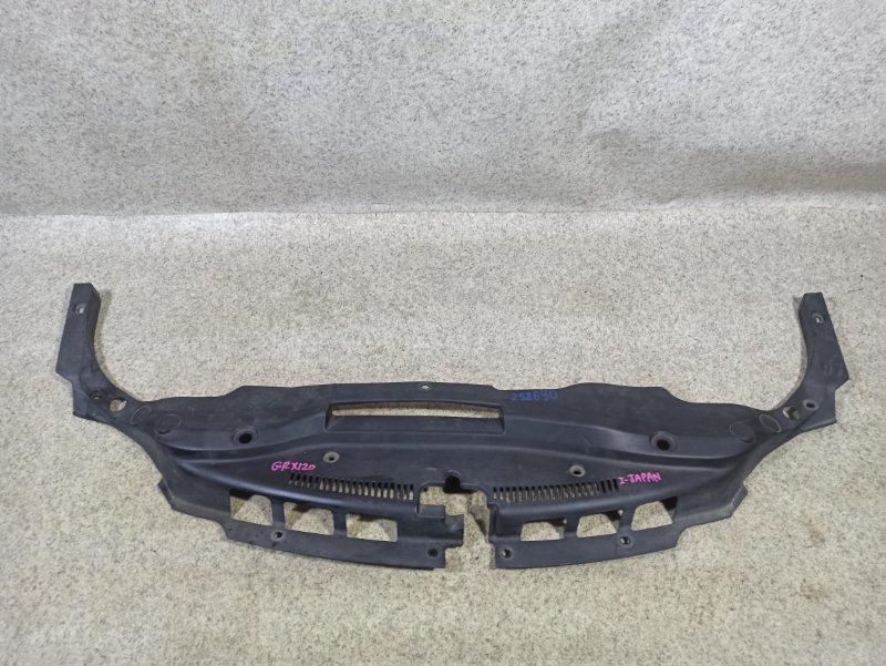 Пластм. защита над радиатором Toyota Mark X GRX120 4GR-FSE 2008