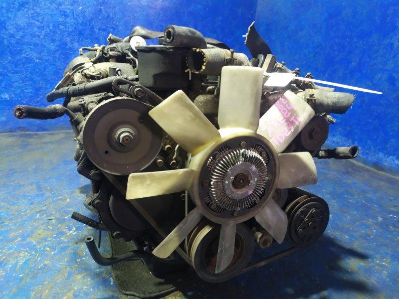 Двигатель Nissan Caravan ARE24 TD27TI