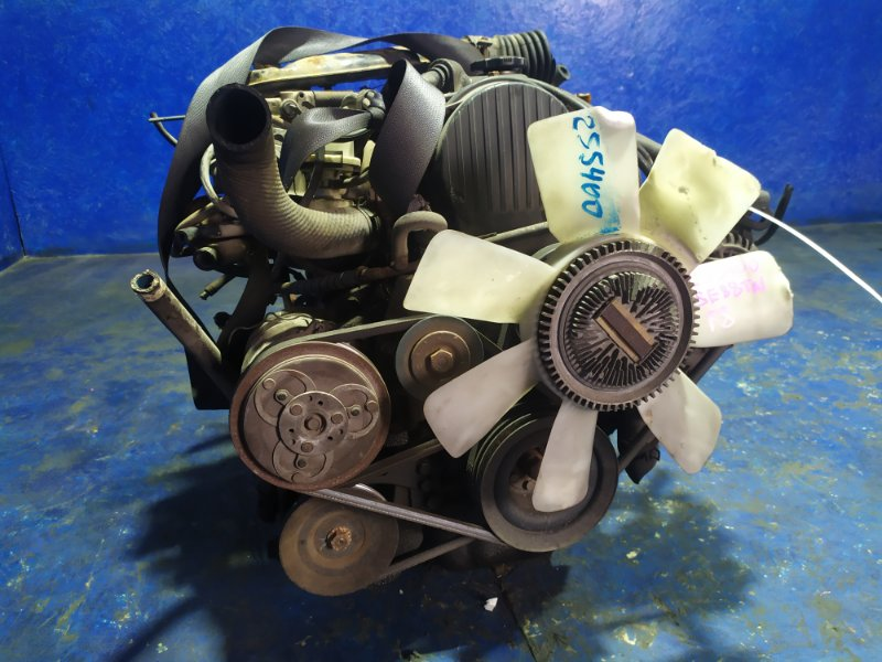 Двигатель Nissan Vanette SE88TN F8