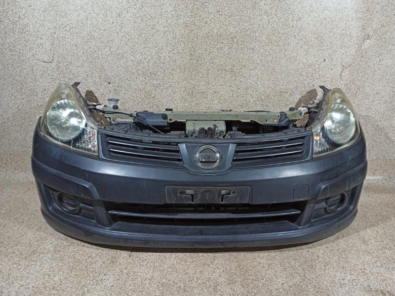 Nose cut Nissan Ad VY12 HR15DE
