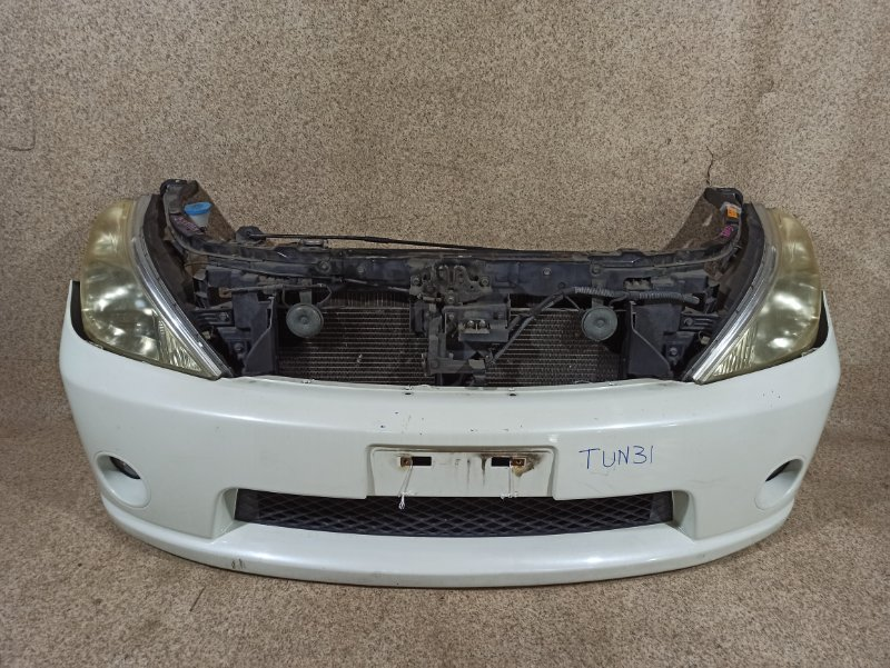 Nose cut Nissan Presage TNU31 QR25DE 2003