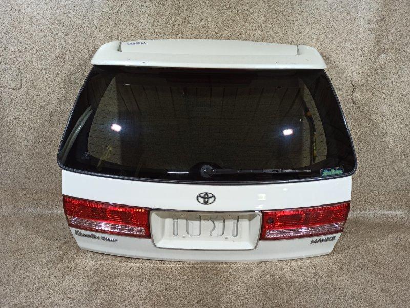 Дверь задняя Toyota Mark Ii Qualis SXV25