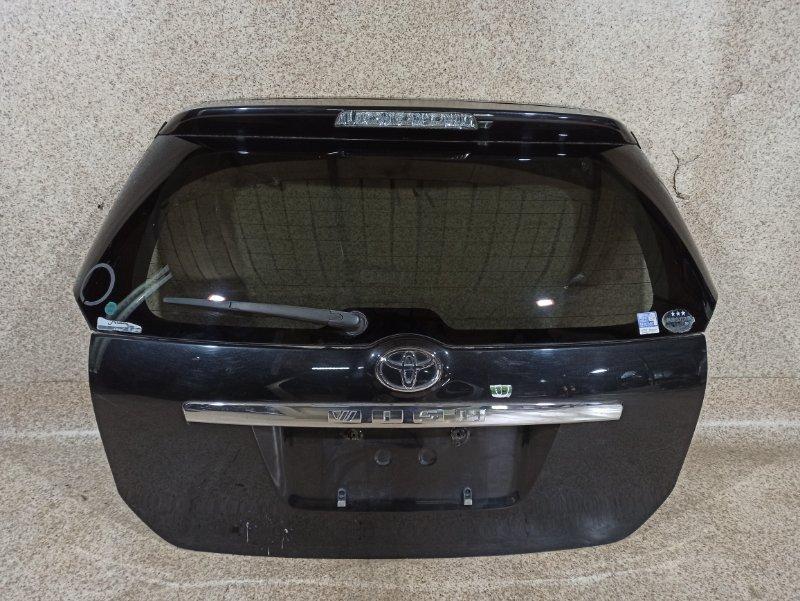 Дверь задняя Toyota Wish ZNE10