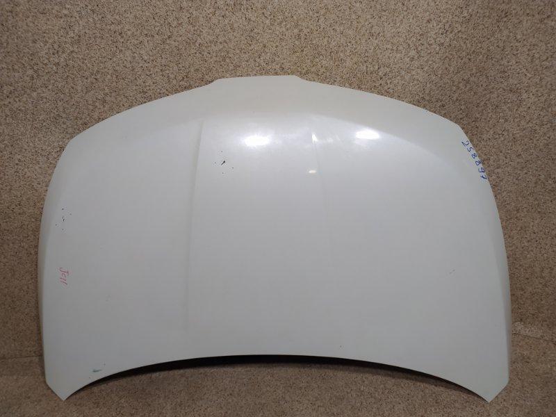 Капот Nissan Tiida JC11