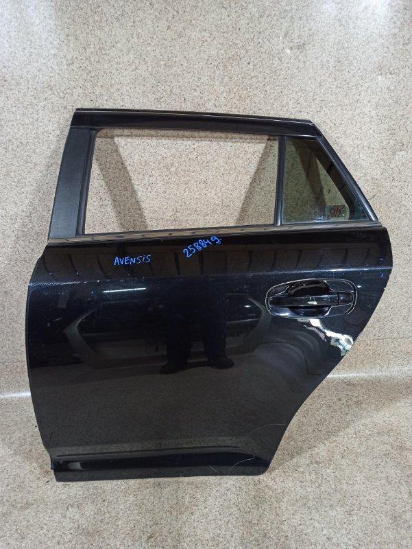 Дверь Toyota Avensis ZRT272 задняя левая