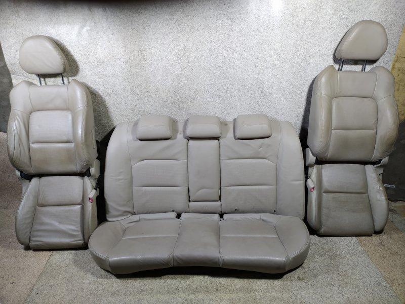 Сидение Subaru Legacy BLE EZ30DHVAGE 01.2003