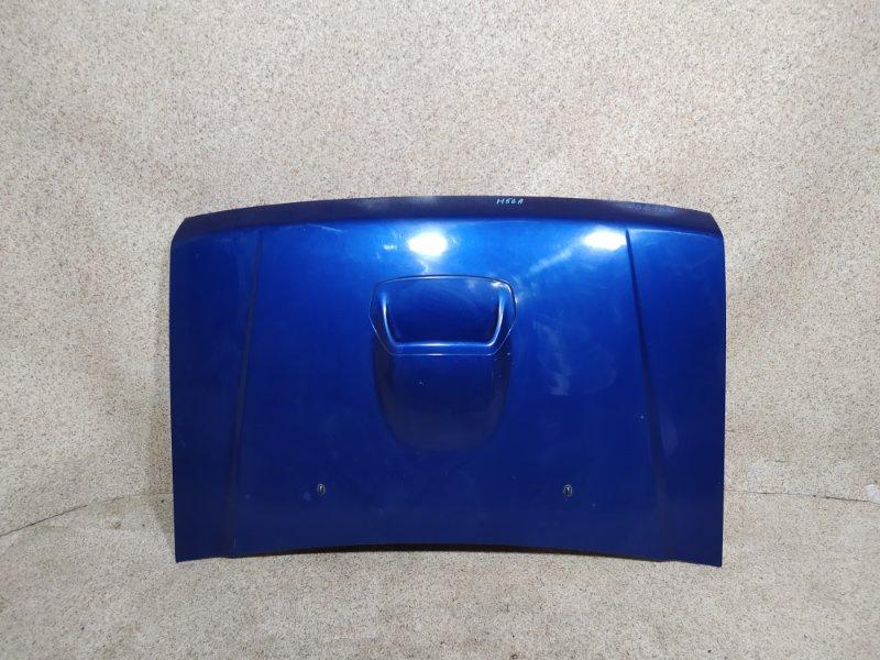 Капот Mitsubishi Pajero Mini H56A