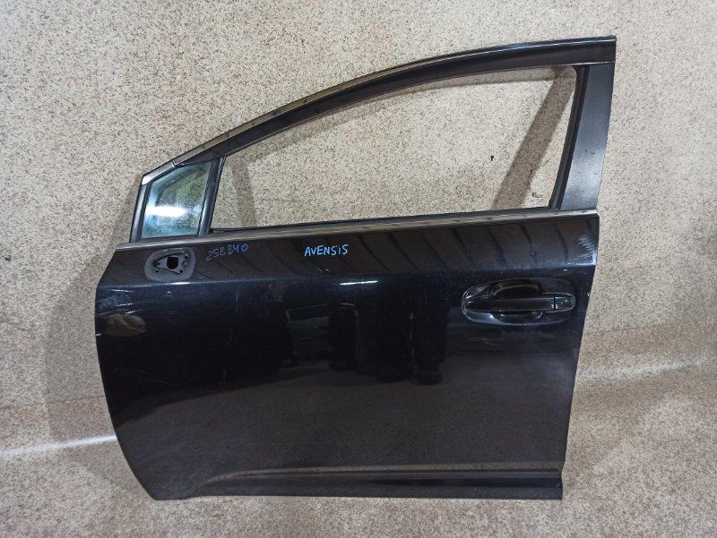 Дверь Toyota Avensis ZRT272 передняя левая