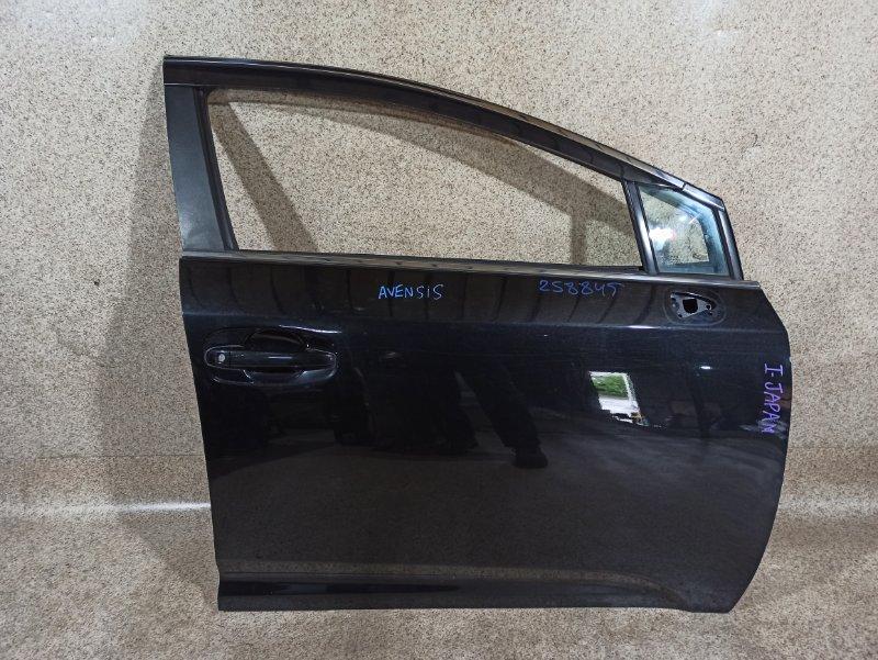 Дверь Toyota Avensis ZRT272 передняя правая