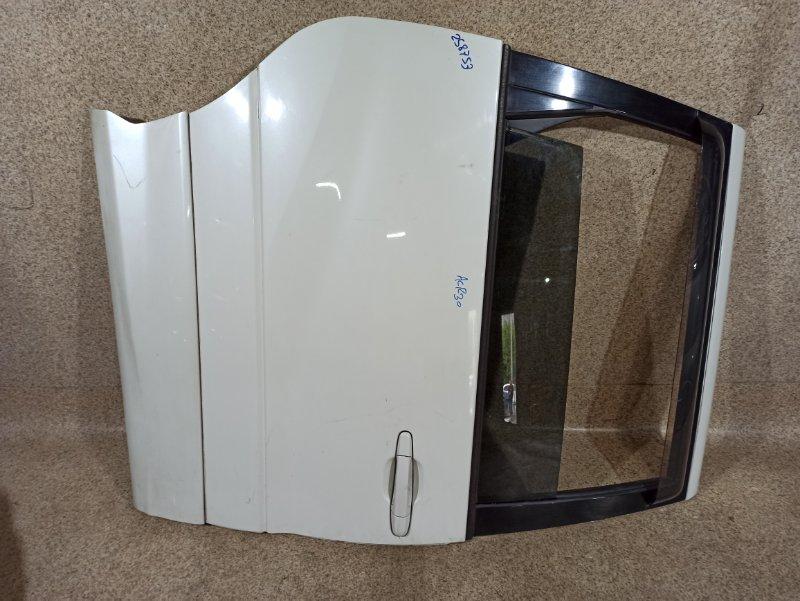 Дверь Toyota Estima ACR30 2AZ-FE 2003 задняя правая