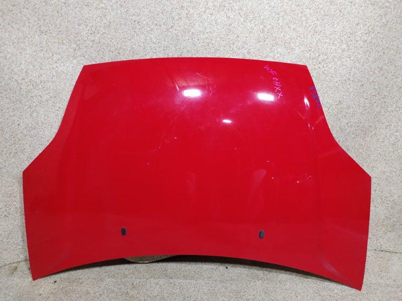 Капот Ford Fiesta CBK FYJA
