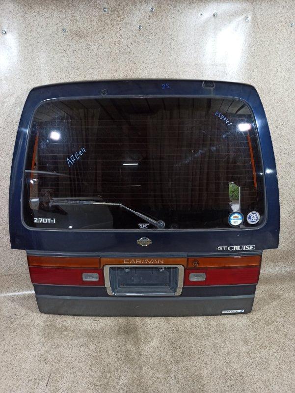 Дверь задняя Nissan Caravan ARE24