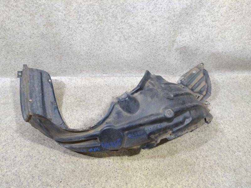 Подкрылок Toyota Ractis SCP100 2SZ-FE 2007 передний правый