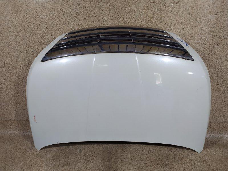 Капот Nissan Presage TNU31 QR25DE 2003