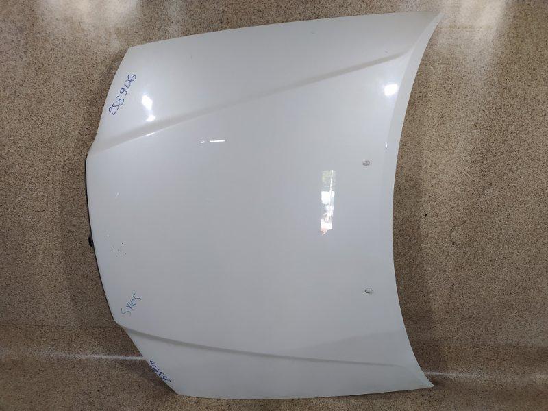 Капот Toyota Mark Ii Qualis SXV25 5S-FE 2000