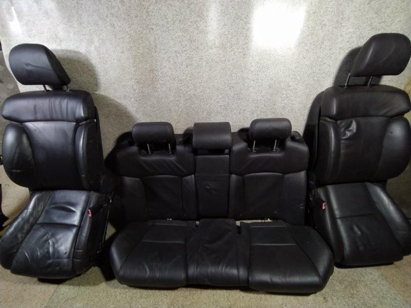 Сидение Lexus Gs450H GWS191 2GR-FSE 2007