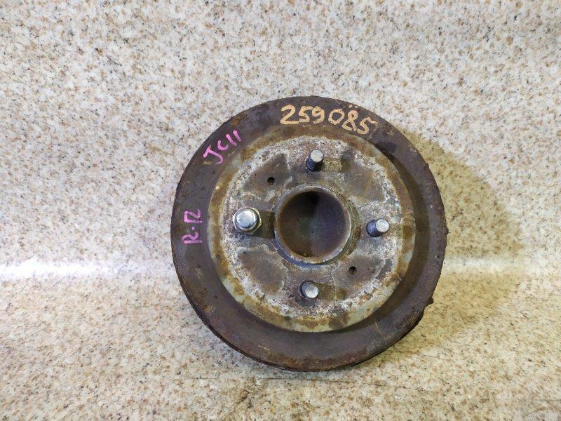 Ступица Nissan Tiida Latio SC11 задняя правая