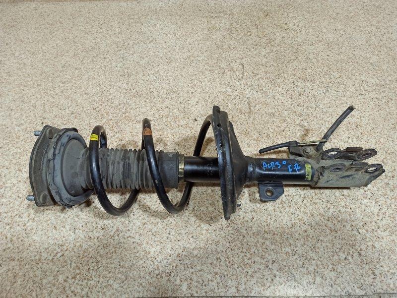 Стойка Toyota Estima ACR30 передняя правая