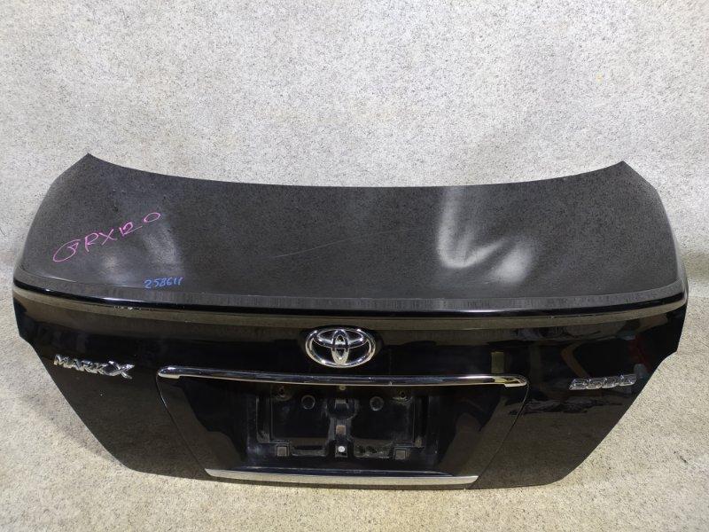 Крышка багажника Toyota Mark X GRX120 4GR-FSE 2008