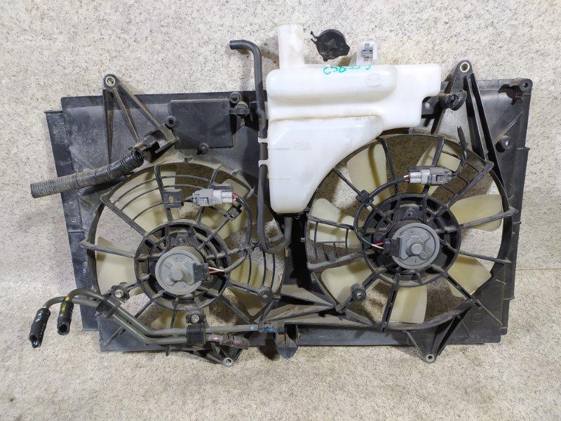 Вентилятор радиатора Mazda Mpv LY3P L3 2003
