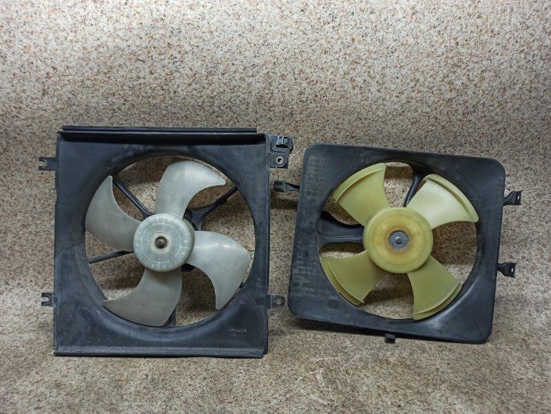 Вентилятор радиатора Honda Orthia EL2 B20B