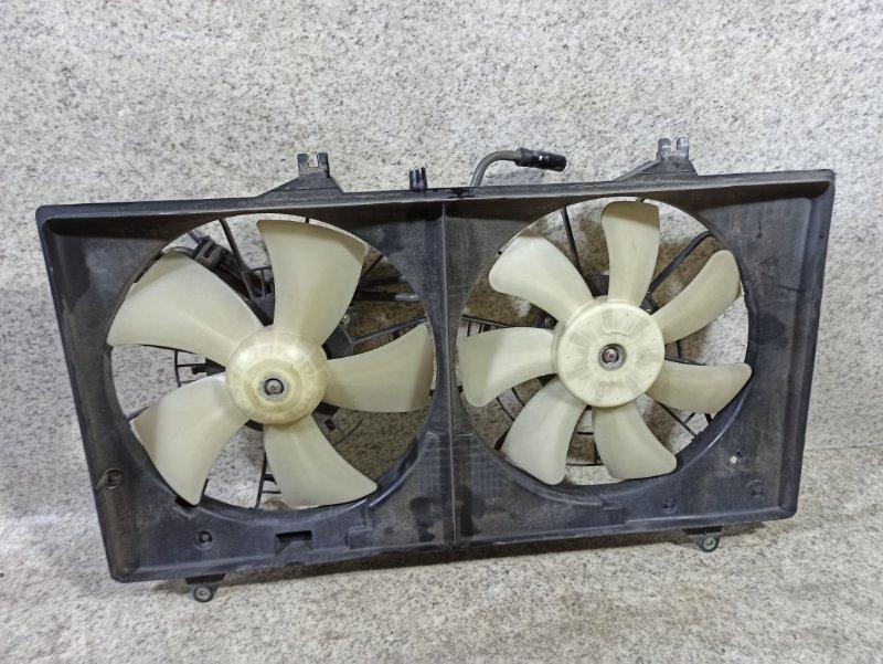 Вентилятор радиатора Mazda Atenza GY3W L3