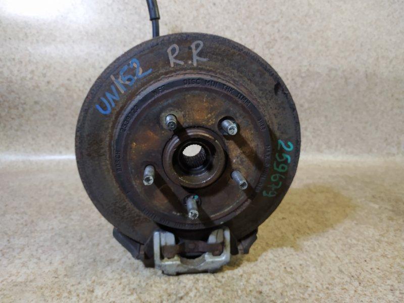 Ступица Ford Explorer UN152 XS задняя правая