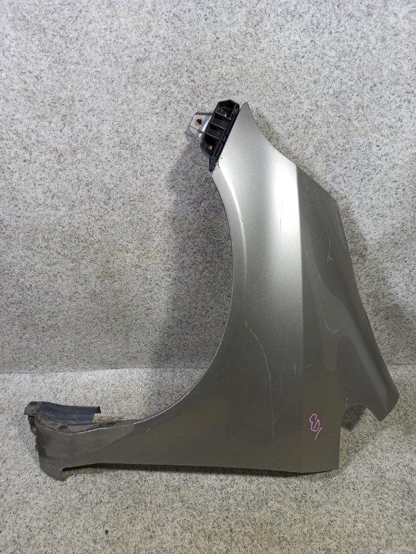 Крыло Honda Fit GD1 2005 переднее левое