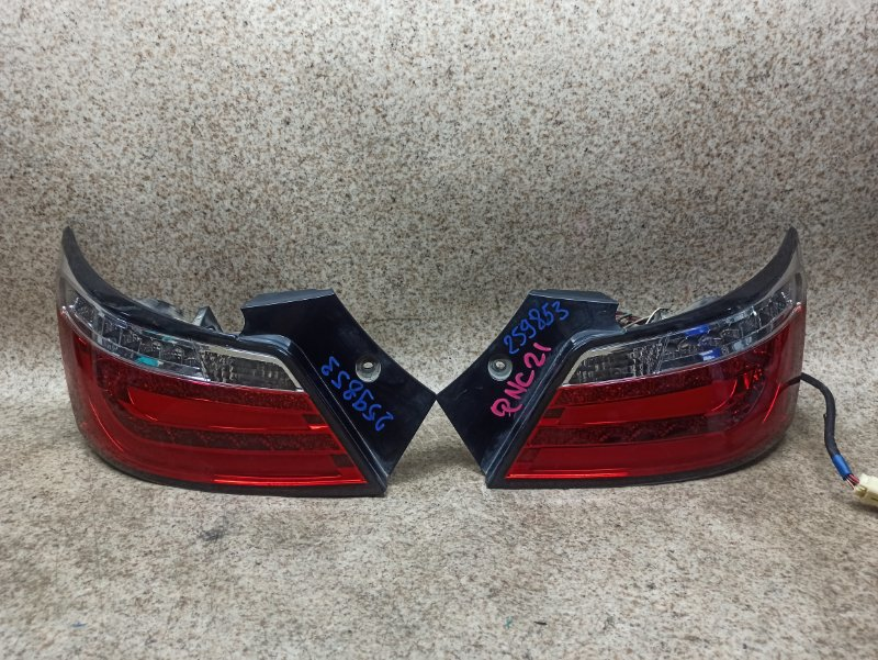 Стоп-сигнал Toyota Bb QNC21 2008 задний