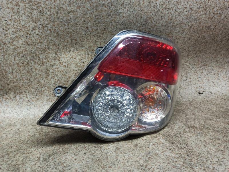 Стоп-сигнал Subaru Impreza GG2 2006 задний правый