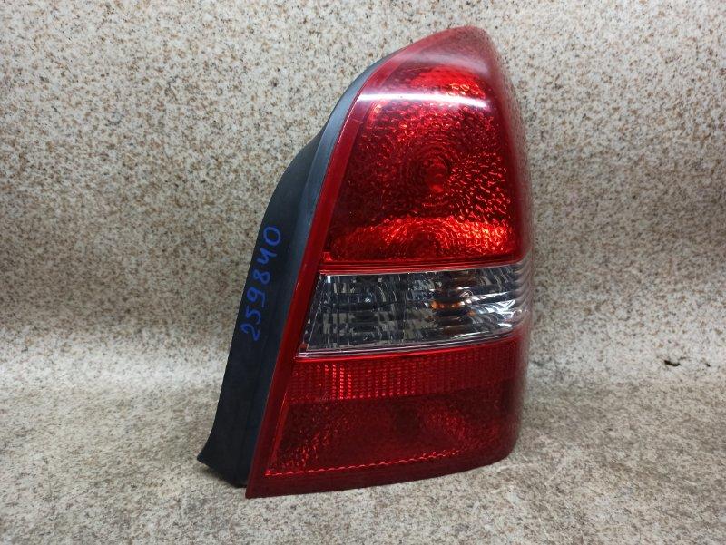 Стоп-сигнал Nissan Primera TNP12 2003 задний