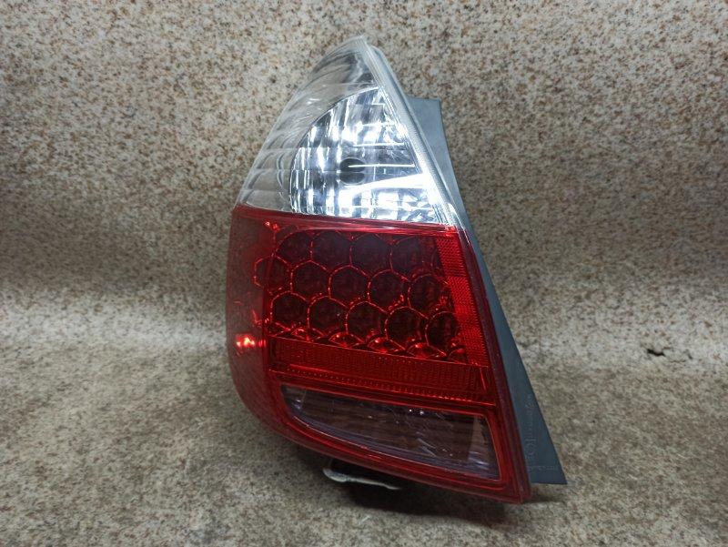Стоп-сигнал Honda Fit GD1 2006 задний левый