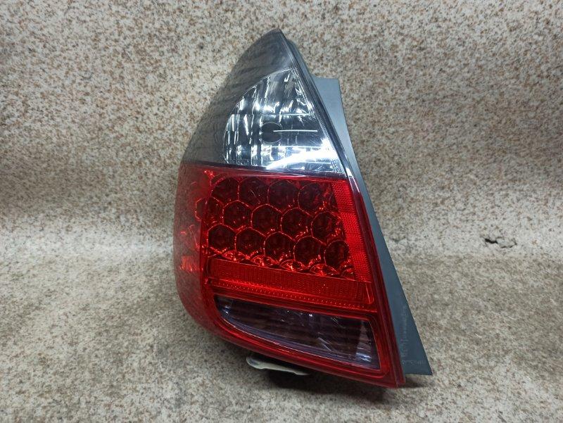 Стоп-сигнал Honda Fit GD1 2005 задний левый