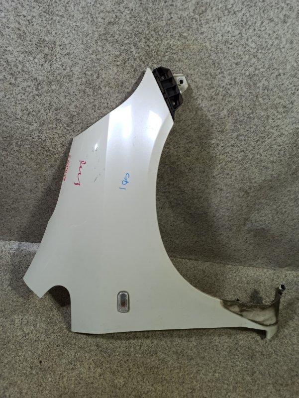 Крыло Honda Fit GD1 2003 переднее правое