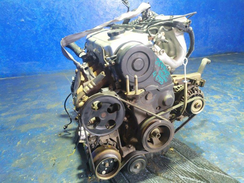 Двигатель Mitsubishi Libero CD5W 4G93 1995